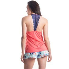 Women's Maidenform Pajamas: Racerback Tank & Shorts PJ Set