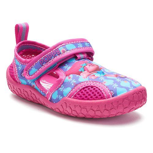 82a2dee9165 DreamWorks Trolls Poppy Toddler Girls  Water Shoes