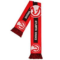 Adult Forever Collectibles Atlanta Hawks Big Logo Scarf