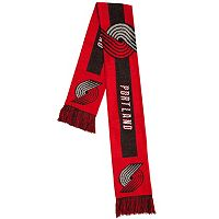 Forever Collectibles Portland Trail Blazers Big Logo Scarf