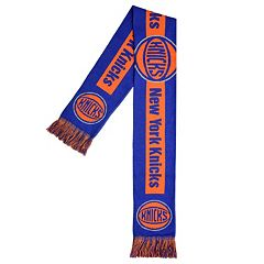 Adult Forever Collectibles New York Knicks Big Logo Scarf