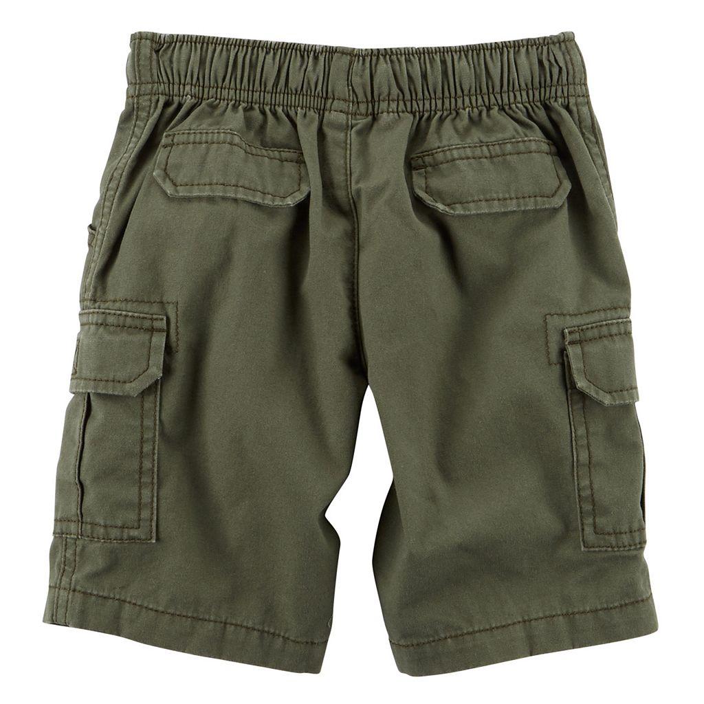 Boys 4-8 Carter's Cargo Shorts
