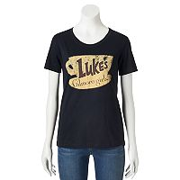 Juniors' Gilmore Girls Luke's Graphic Tee