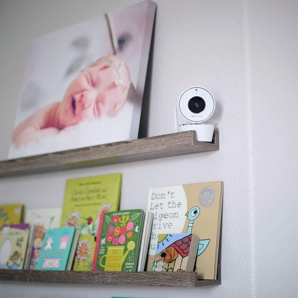 Project Nursery Video Baby Monitor System with Mini Monitor