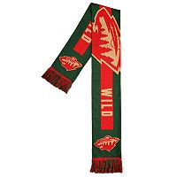 Adult Forever Collectibles Minnesota Wild Big Logo Scarf