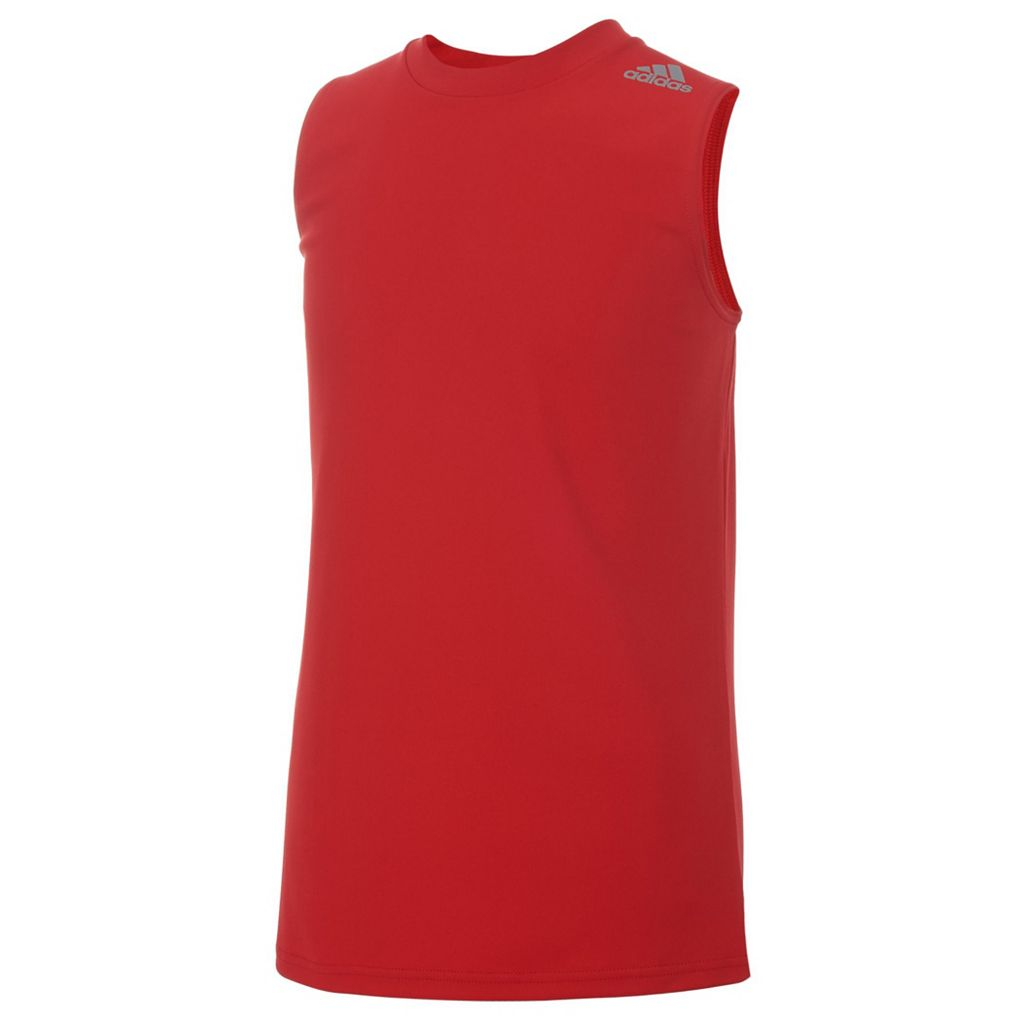 Boys 8-20 adidas Basic Muscle Tee