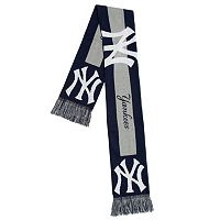 Adult Forever Collectibles New York Yankees Big Logo Scarf