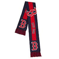 Adult Forever Collectibles Boston Red Sox Big Logo Scarf