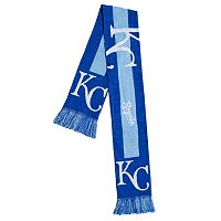 Adult Forever Collectibles Kansas City Royals Big Logo Scarf