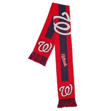 Adult Forever Collectibles Washington Nationals Big Logo Scarf
