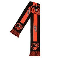 Adult Forever Collectibles Baltimore Orioles Big Logo Scarf