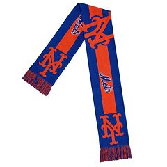 Adult Forever Collectibles New York Mets Big Logo Scarf