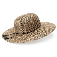 SONOMA Goods for Life™ Tweed Tassel Floppy Hat