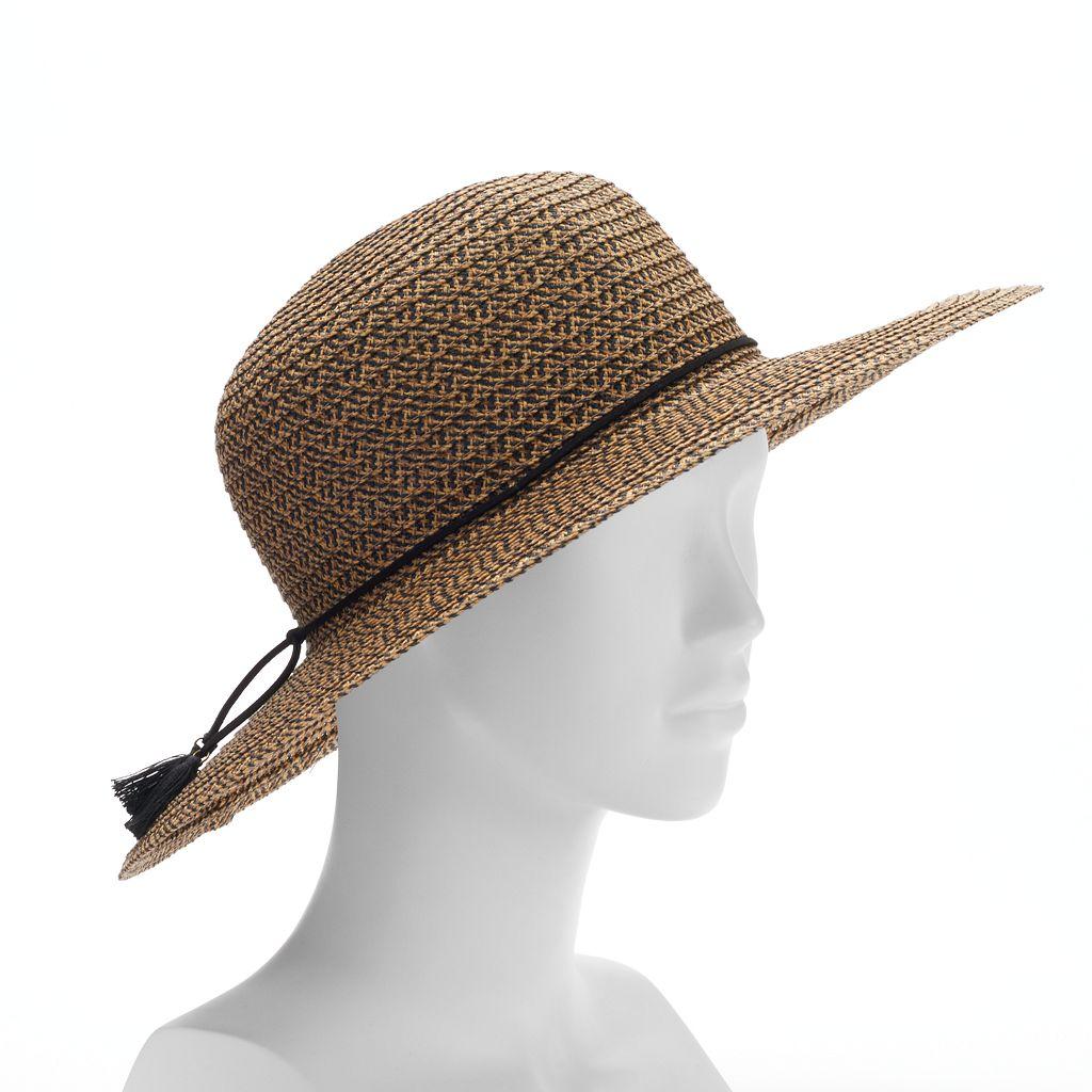 SONOMA Goods for Life™ Tweed Tassel Floppy Hat