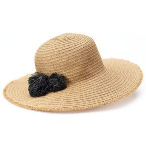 SONOMA Goods for Life? Pom-Pom Floppy Hat