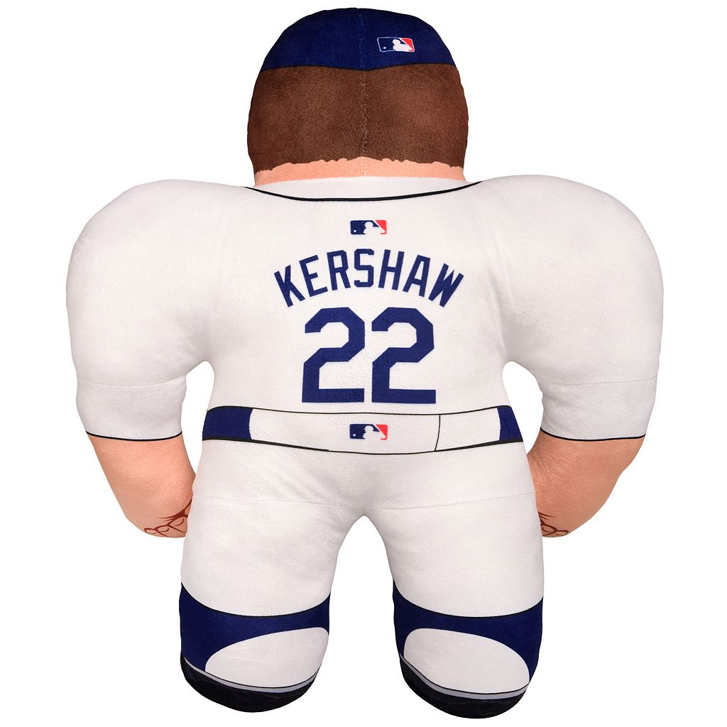 Forever Collectibles Los Angeles Dodgers Plush Clayton Kershaw
