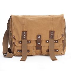 The Same Direction Deck Ash Studded Messenger Bag