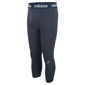 Boys 8-20 adidas Base Layer Three-Quarter Length Pants
