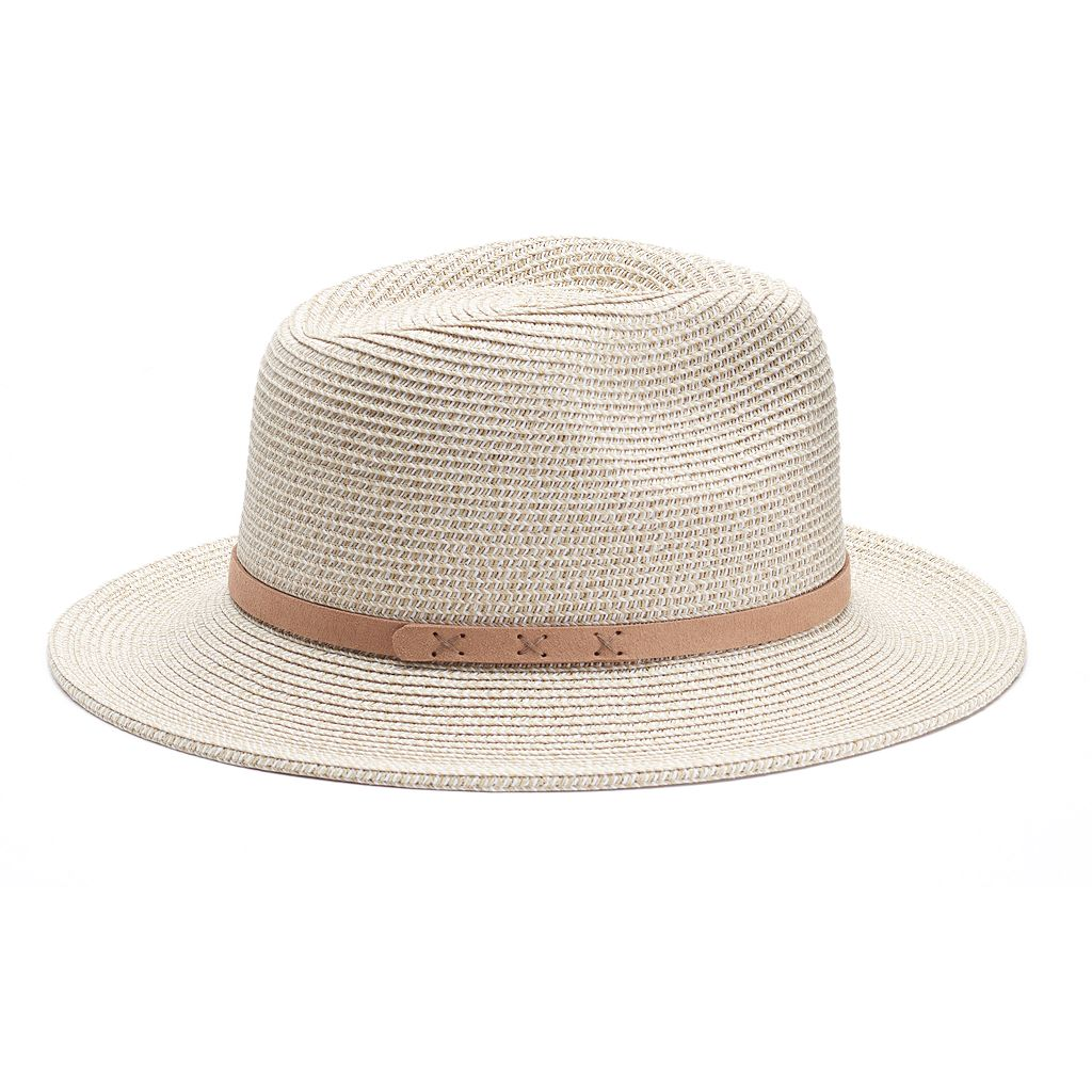SONOMA Goods for Life™ Down Brim Panama Hat