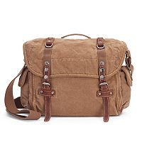 The Same Direction Silver Road Messenger Bag