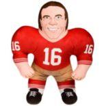 Forever Collectibles San Francisco 49ers Plush Joe Montana
