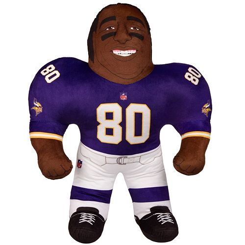 Forever Collectibles Minnesota Vikings Plush Cris Carter