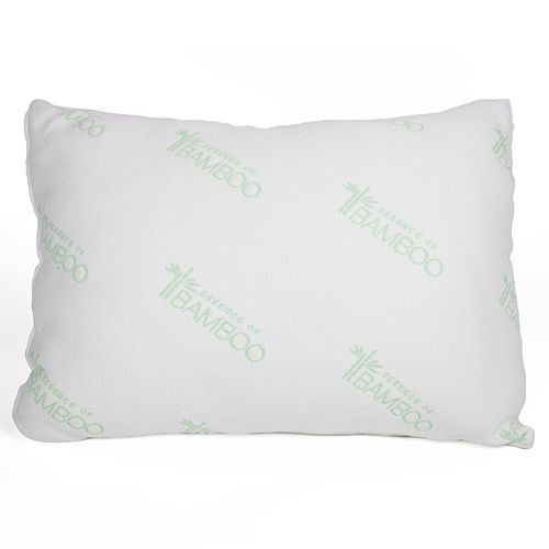 Essence of Bamboo Natural Latex Plus Pillow