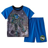 Boys 4-20 Wear 4D+ Outerspace 2-Piece Pajama Set