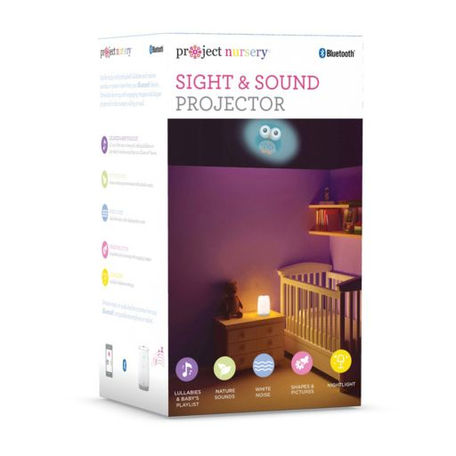 Project Nursery Sight & Sound Projector