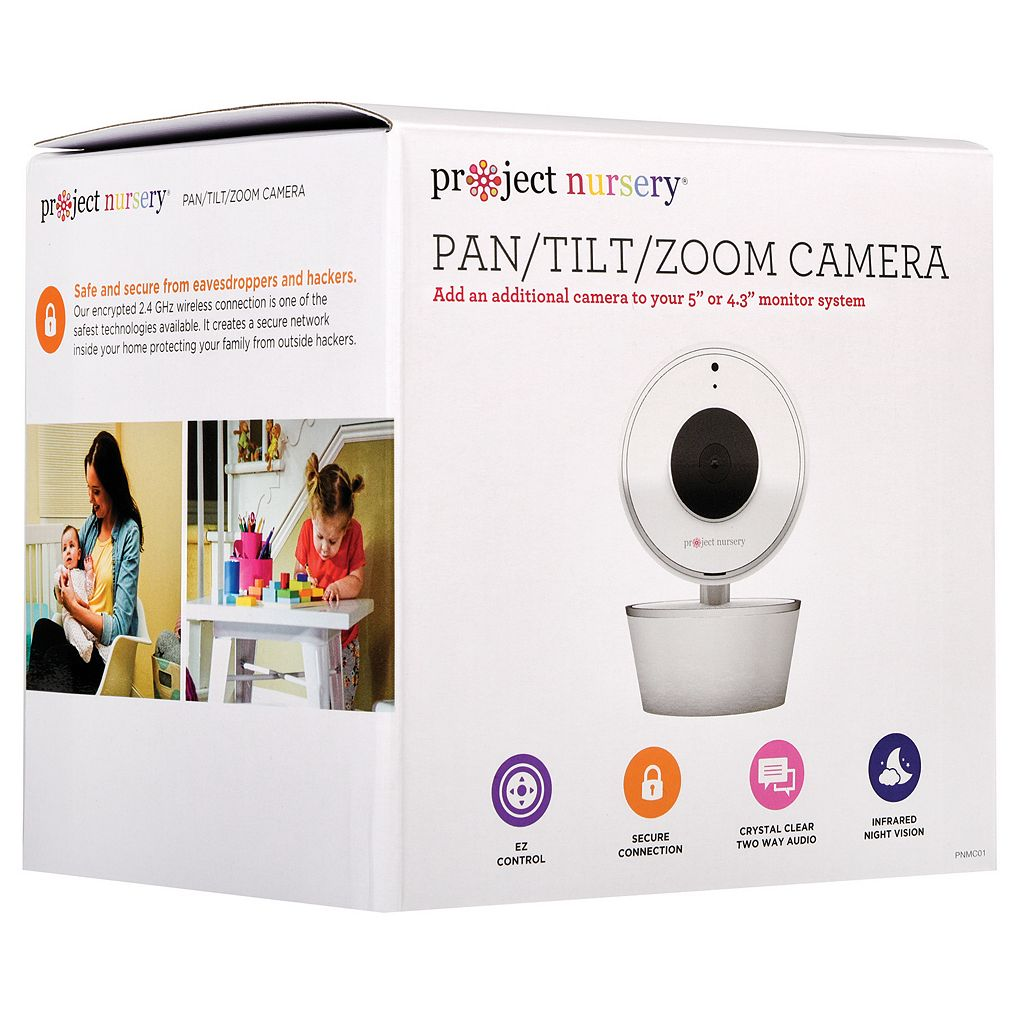 Project Nursery Baby Camera Unit