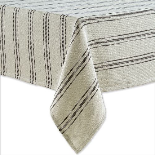 Dansk Ansel Indigo Tablecloth