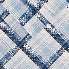 Woolrich 4 pc Nordic Snowflake Flannel Sheet Set