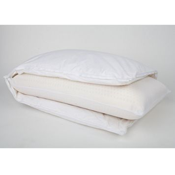 Natural Essence Para Pure Latex Core Comfort Pillow