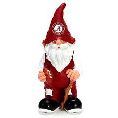 Forever Collectibles Alabama Crimson Tide Garden Gnome