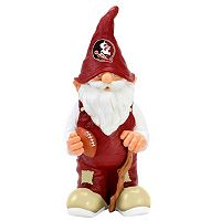 Forever Collectibles Florida State Seminoles Garden Gnome