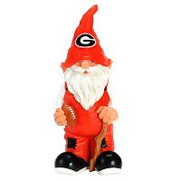 Forever Collectibles Georgia Bulldogs Garden Gnome
