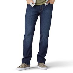 5ea1b4ff Men's Lee Extreme Motion Staight-Leg Jeans