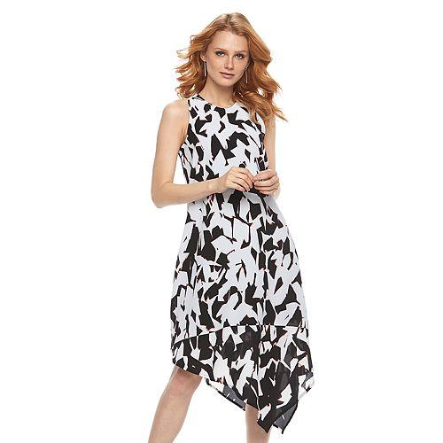 b1aefc3b6d Women s Apt. 9® Asymmetrical Shift Dress