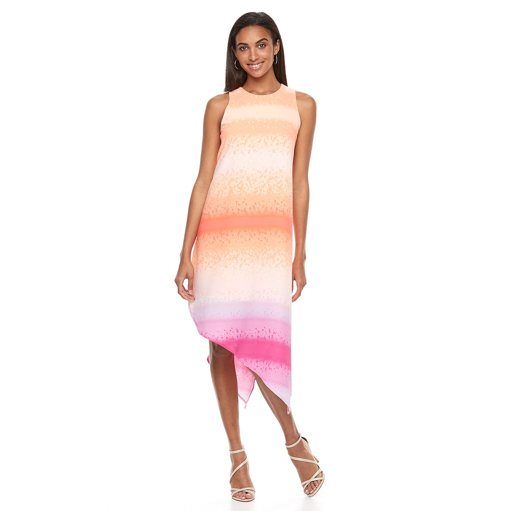 Women's Apt. 9® Asymmetrical Shift Dress