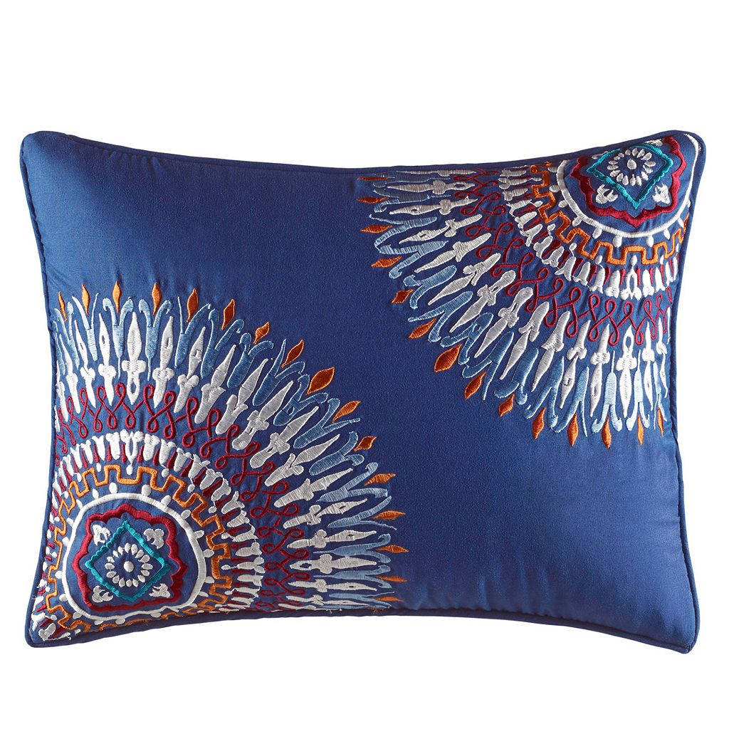 Azalea Skye Henna Medallion Comforter Set