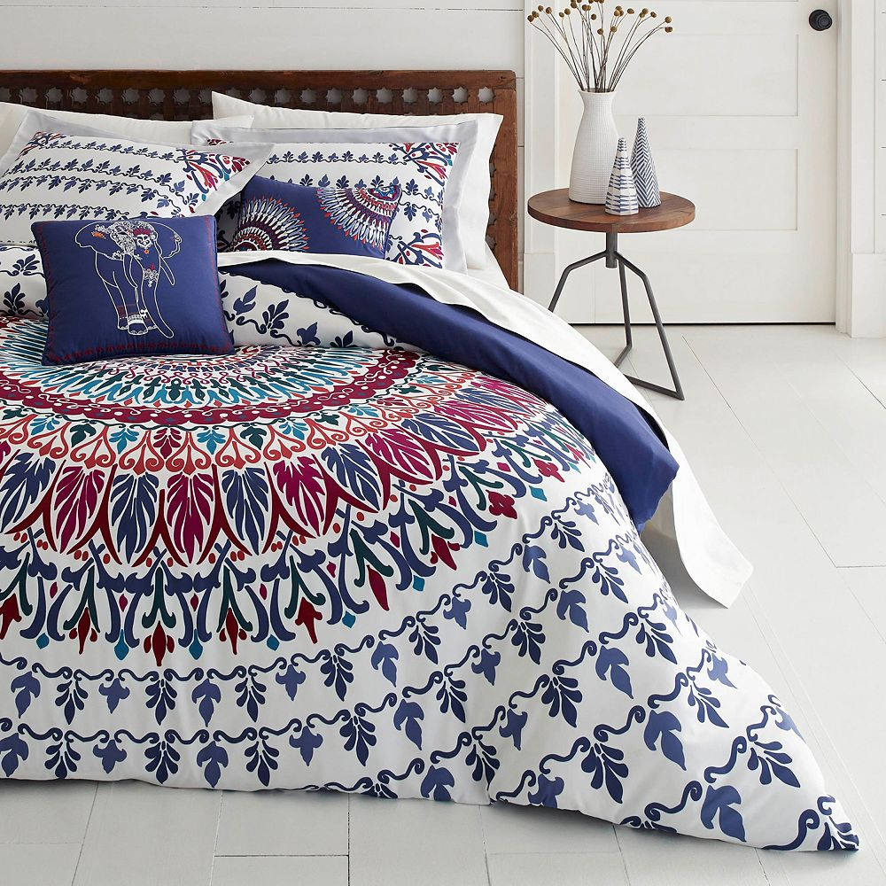 style our to dorm how is cover the painted vibe pin fit personal and duvet medallion of your changing three easy ways