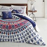 Azalea Skye Henna Medallion Duvet Cover Set