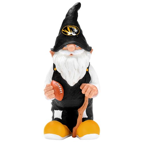 Forever Collectibles Missouri Tigers Garden Gnome