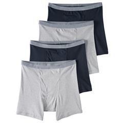 Big & Tall Fruit of the Loom Signature 4-pack Boxer Briefs