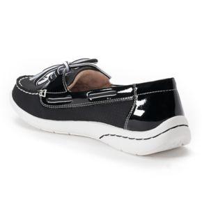 Croft & Barrow® Women's Ortholite Boat Shoes