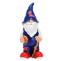 Forever Collectibles Ole Miss Rebels Garden Gnome