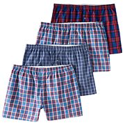 Big & Tall Fruit of the Loom Signature 4-pack Boxers