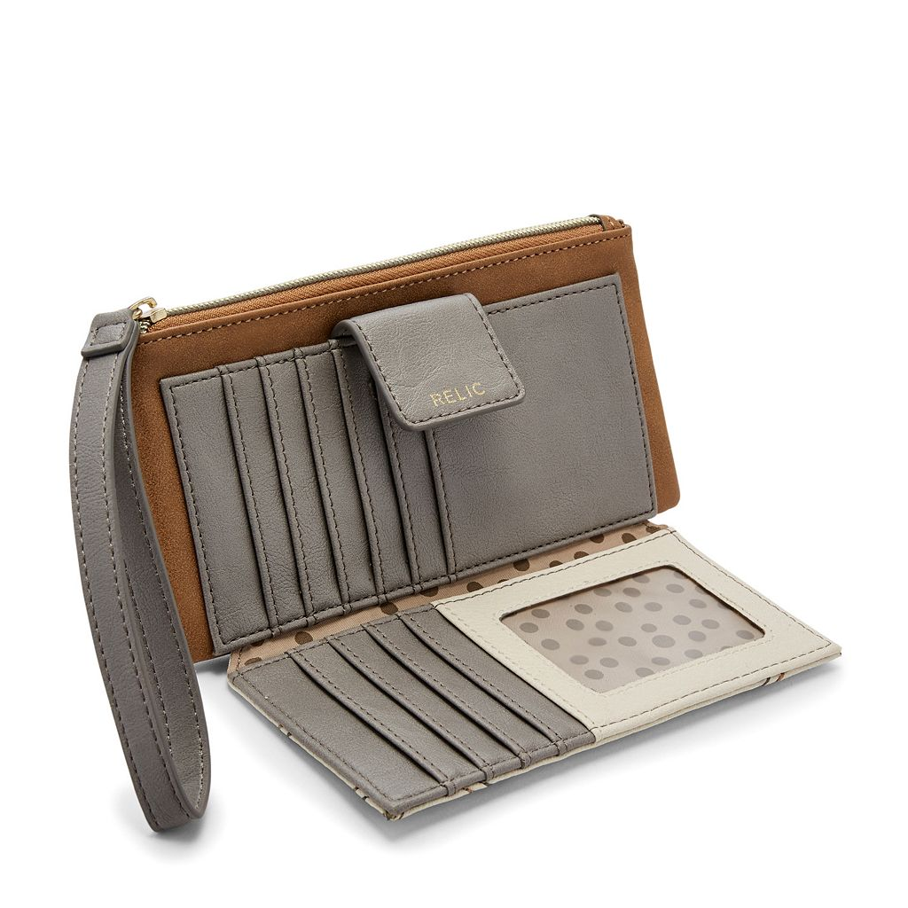Relic Cameron Checkbook Wristlet