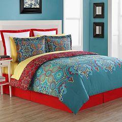 Fiesta Terra Medallion Comforter Set