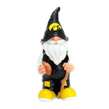 Forever Collectibles Iowa Hawkeyes Garden Gnome